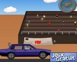 jeux de camion de transporteur de voiture
