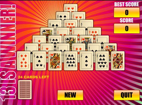 Jeux de cartes en ligne gratuit - Jeux gratuits info ...