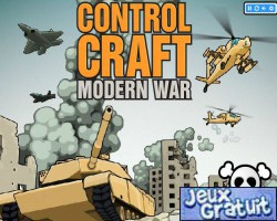 Control Craft Modern War