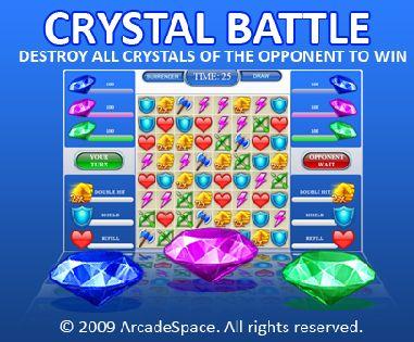 Crystal Battle