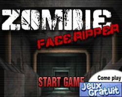 Zombie Face Ripper