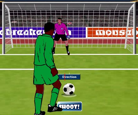 African Nations Cup Penalty Shootout