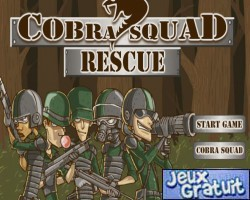 Cobra Squad: Rescue