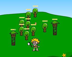 Jeux d 39 arbres en ligne gratuit - Detruire souche arbre rapidement ...