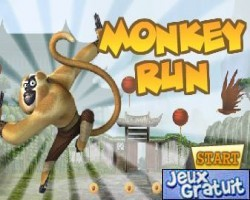 kung fu panda world : monkey run