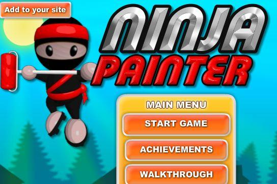 Ninja painter gratuit - Jeux de tortues ninja gratuit ...