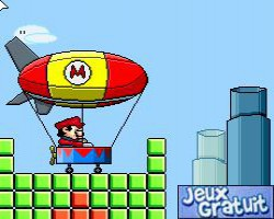 Super Mario Zeppelin