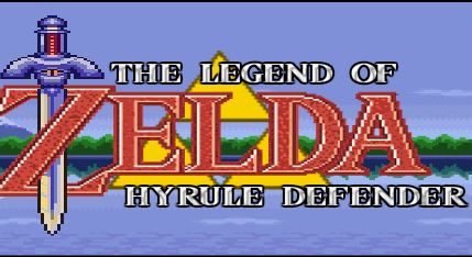 The Legend Of Zelda - Hyrule Defender