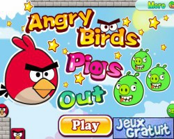 Angry Birds: Pigs Out!
