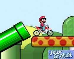 Super mario cross