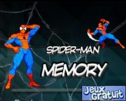 spiderman memory